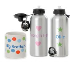 MUGS & DRINKS BOTTLES